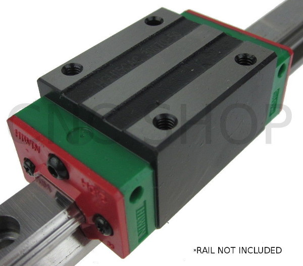 HIWIN HGH15 LINEAR MOTION CARRIAGE RAIL GUIDE FOR CNC ROUTER